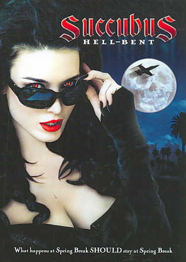 SUCCUBUS:HELL BENT BY BUSEY,GARY (DVD)