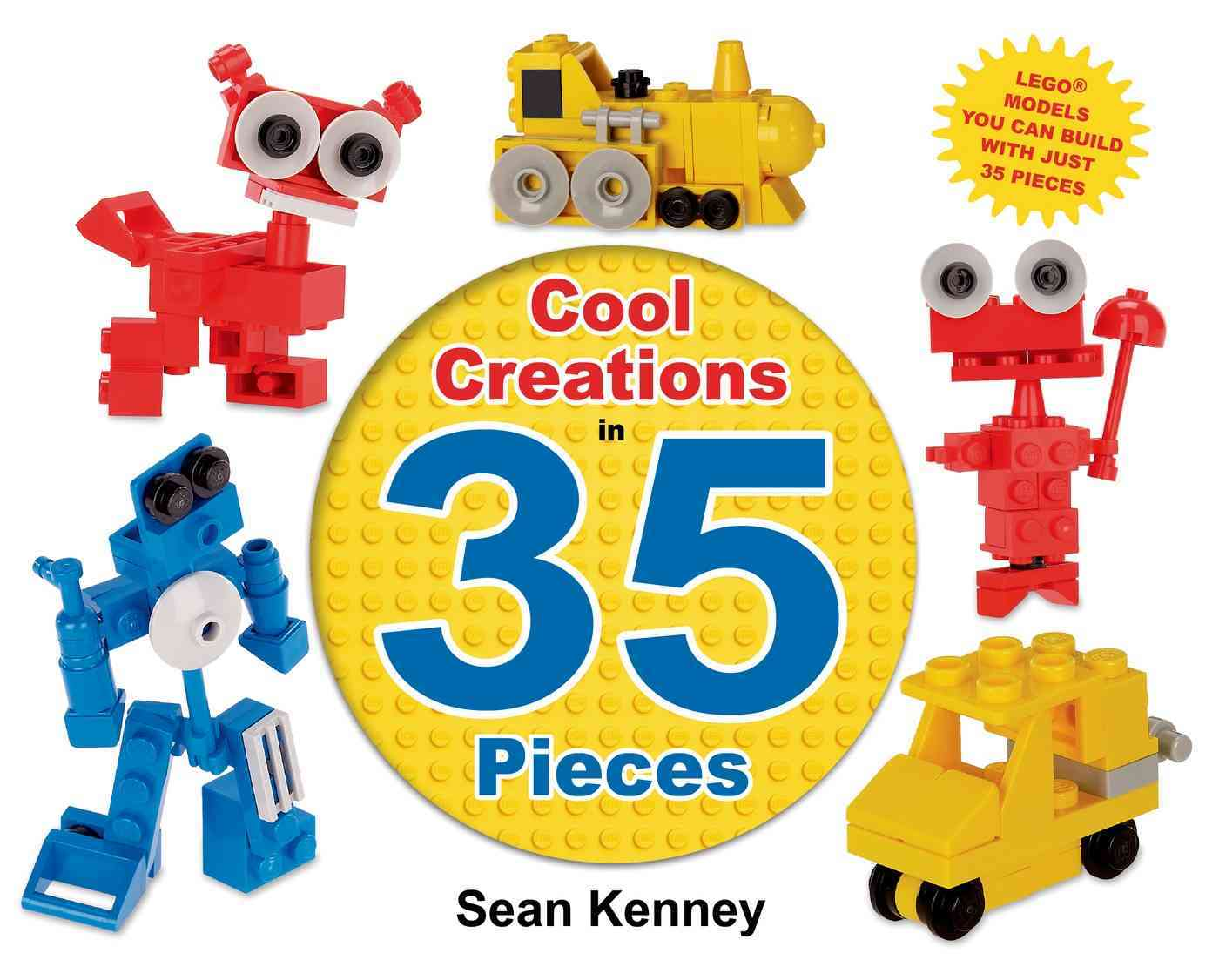 Cool Creations in 35 Pieces By Kenney, Sean/ Kenney, Sean (ILT)